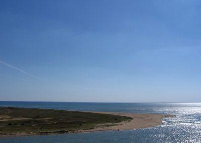 rustige stranden aan de franse altantische kust