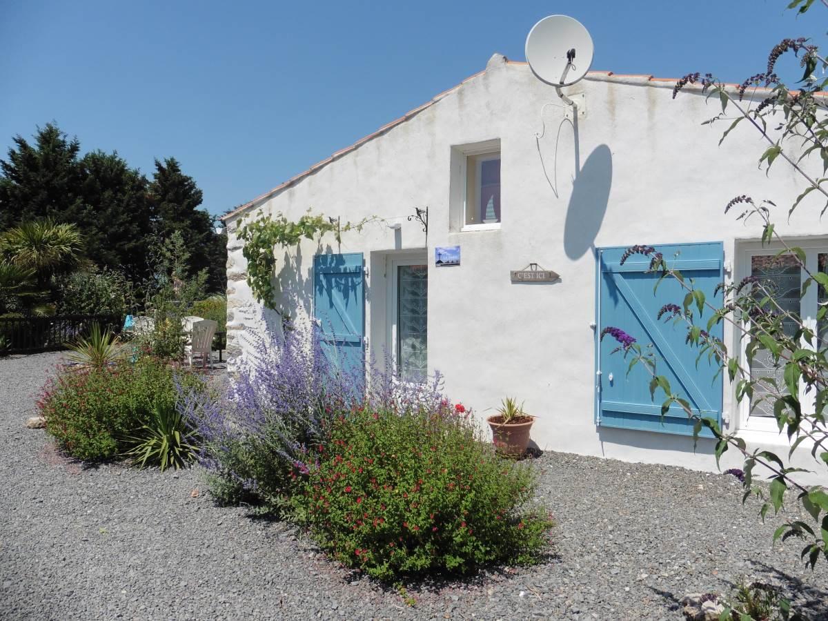 bed & breakfast kamers aan de kust in Frankrijk