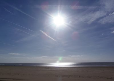 het strand van st jean de monts