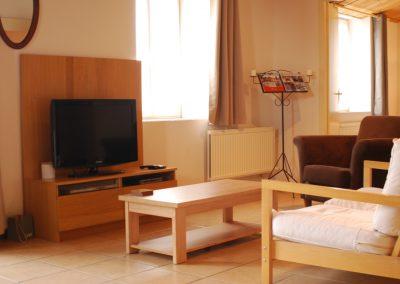 nederlandse televisie in vakantiehuisje in frankrijk