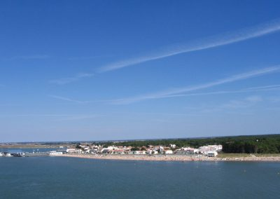 strand aan franse kust
