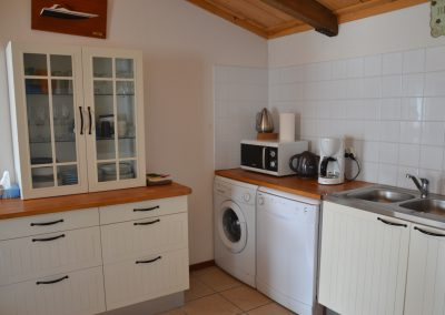 vakantiehuis in frankrijk met complete keuken