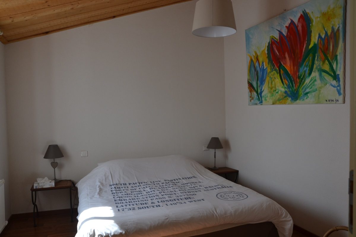 Slaapkamer Hotel Look : Family bed and breakfast room in the vendee france close to coast