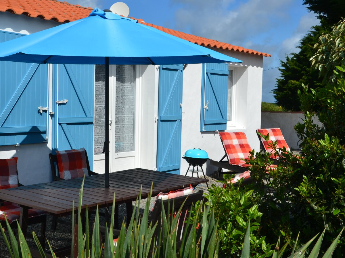 Accommodation for 4 people in France