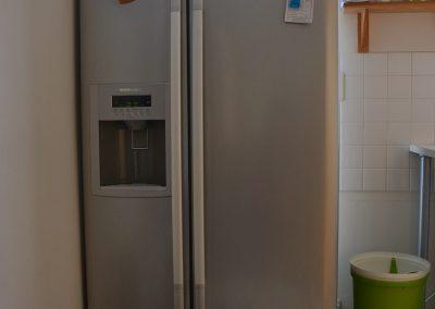 frigo américain dans notre gîte en Vendée