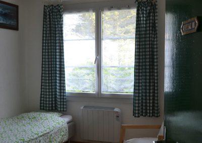 chambre d'enfants dans l'appartement en France