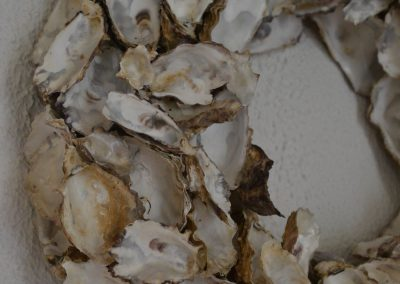 couronne d'huîtres