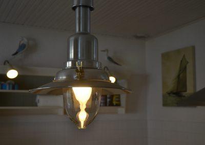 décoration nautique dans la cuisine