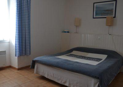 chambre spacieuse dans notre gîte en Vendée