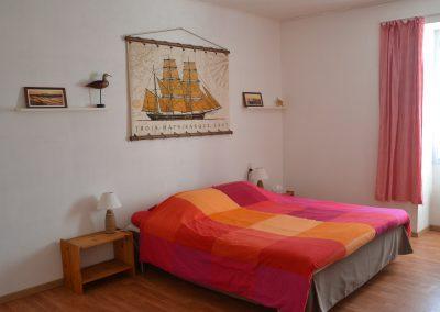 Chambres spacieuses dans un gîte en Vendée