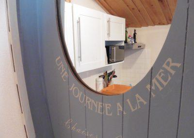 studio in frankrijk met complete keuken