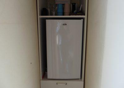 kamer met ontbijt koelkast op de kamer frankrijk