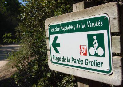 fietsenpaden in frankrijk