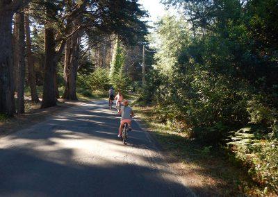 franse regio met veel fietspaden