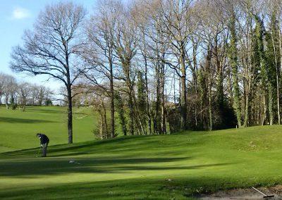 golfen in frankrijk