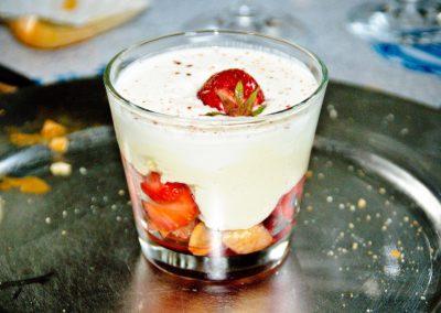 heerlijk dessertje in frankrijk