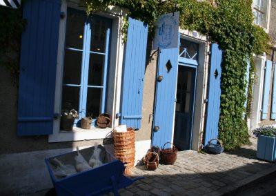 leuke winkeltjes aan de franse kust