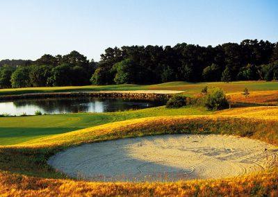 mooiste golfbanen langs de franse kust
