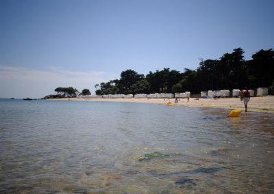 strand op noirmoutier