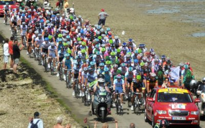Tour de France 2018 Grand départ in de Vendée