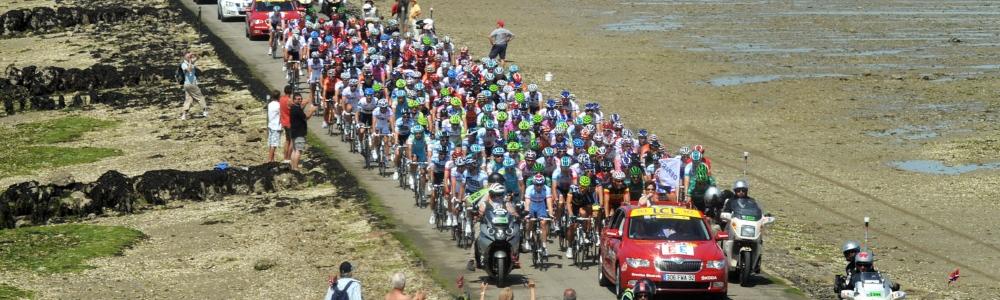 Tour de France 2018 Grand départ in de Vendée