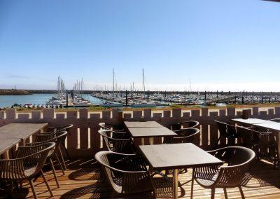 beste terrasjes aan de franse kust