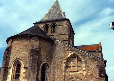 oude kerken in frankrijk