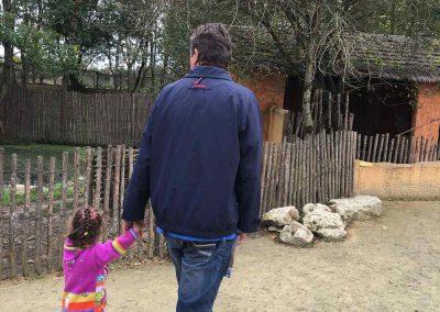 het dierenpark ontdekken