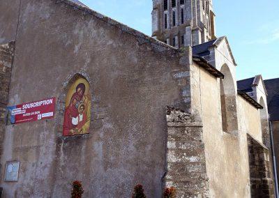 de kerk van noirmoutier
