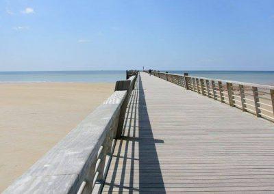 de ruime stranden van de Vendée