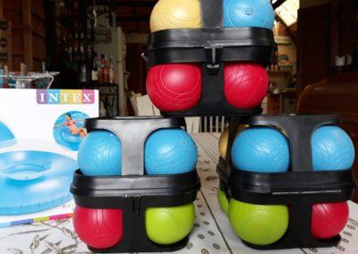jeu de boule ballen