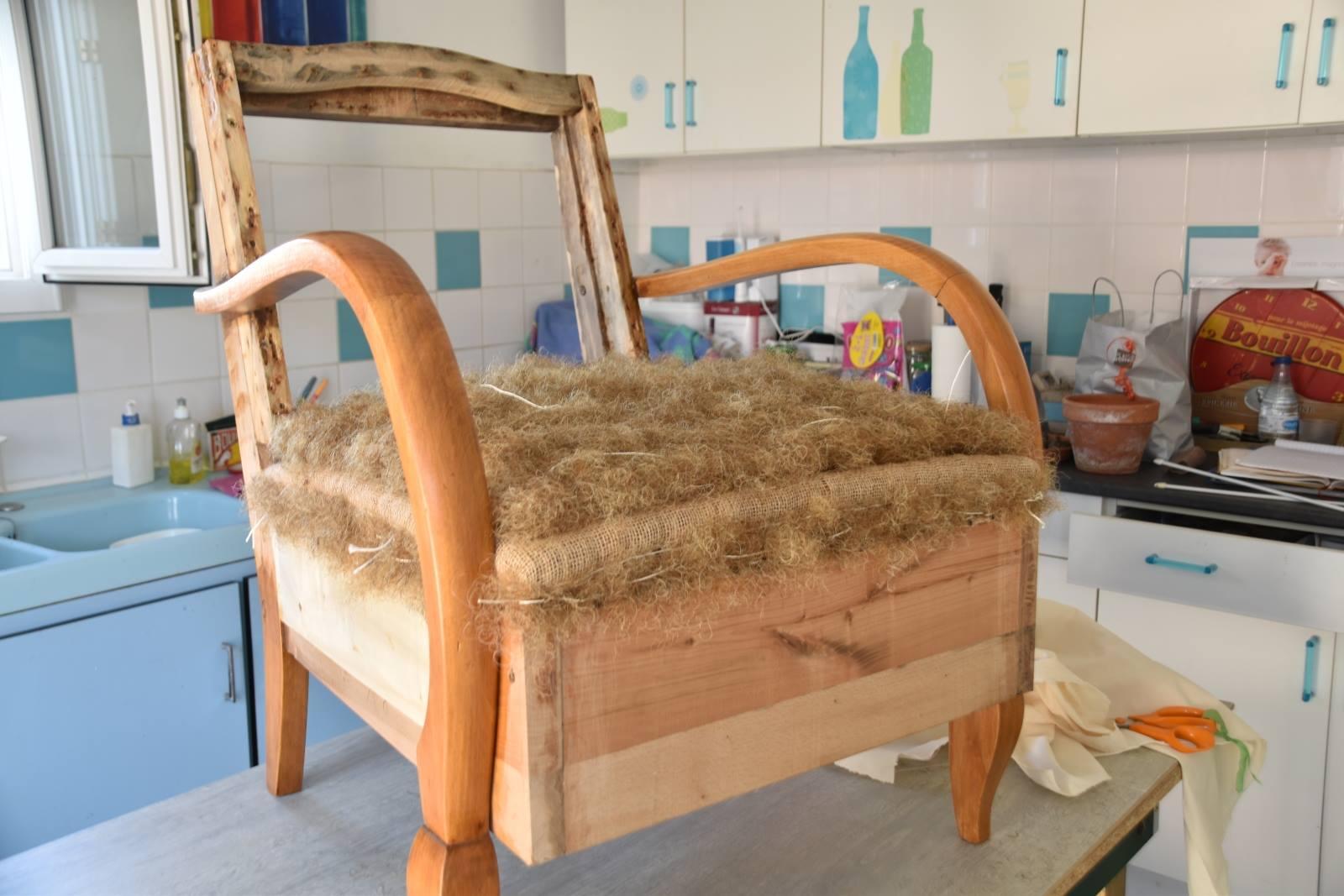 10 nieuwe stoel