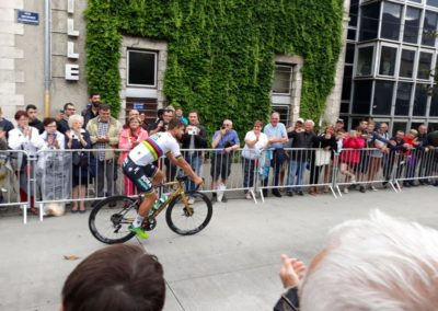 Peter Sagan in de Tour de France 2018