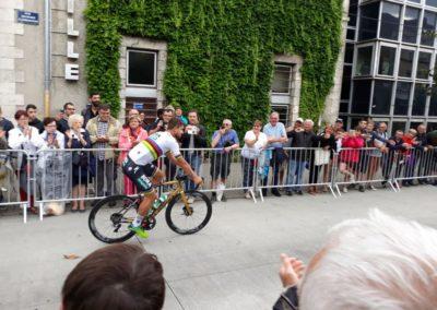 Peter Sagan in de Tour de France 2018