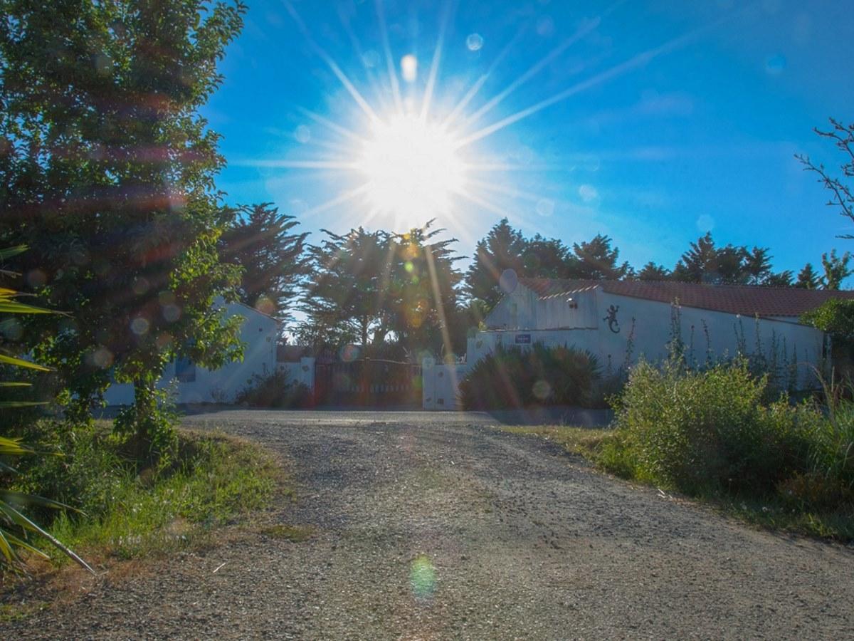 Prachtig zonnetje in Frankrijk