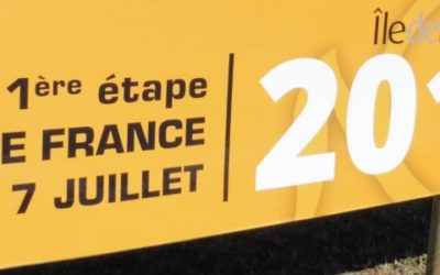 Start Tour de France 2018 op Noirmoutier