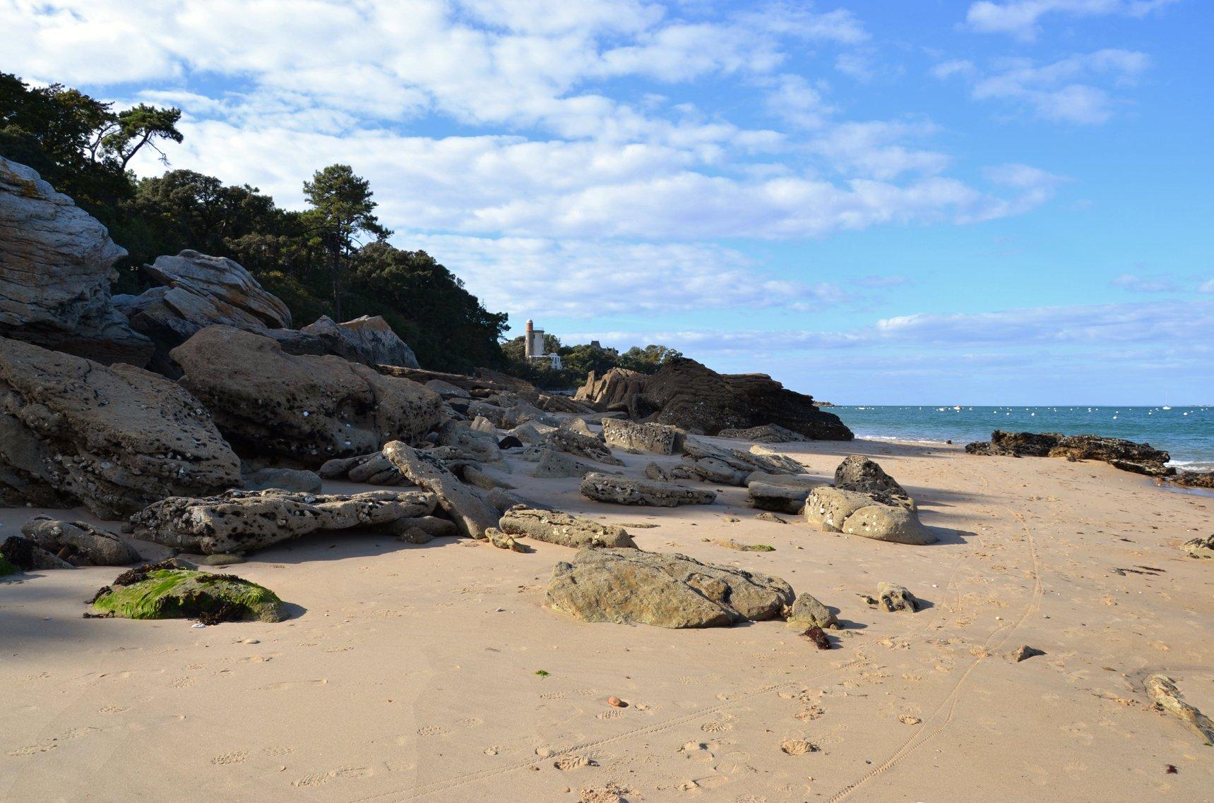 mooie stranden in de Vendée