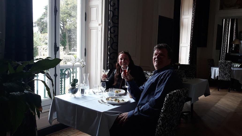 heerlijk uit eten in Frankrijk