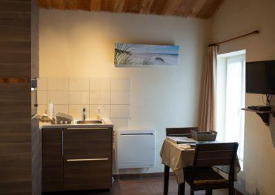 B en B kamer aan de kust in Frankrijk