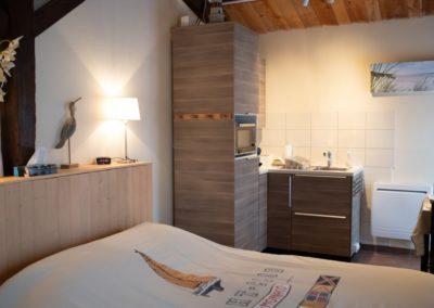 Chambre d'hotes avec kitchenette Noirmoutier