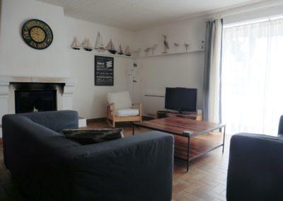 Nederlandse TV in vakantiehuis in Frankrijk