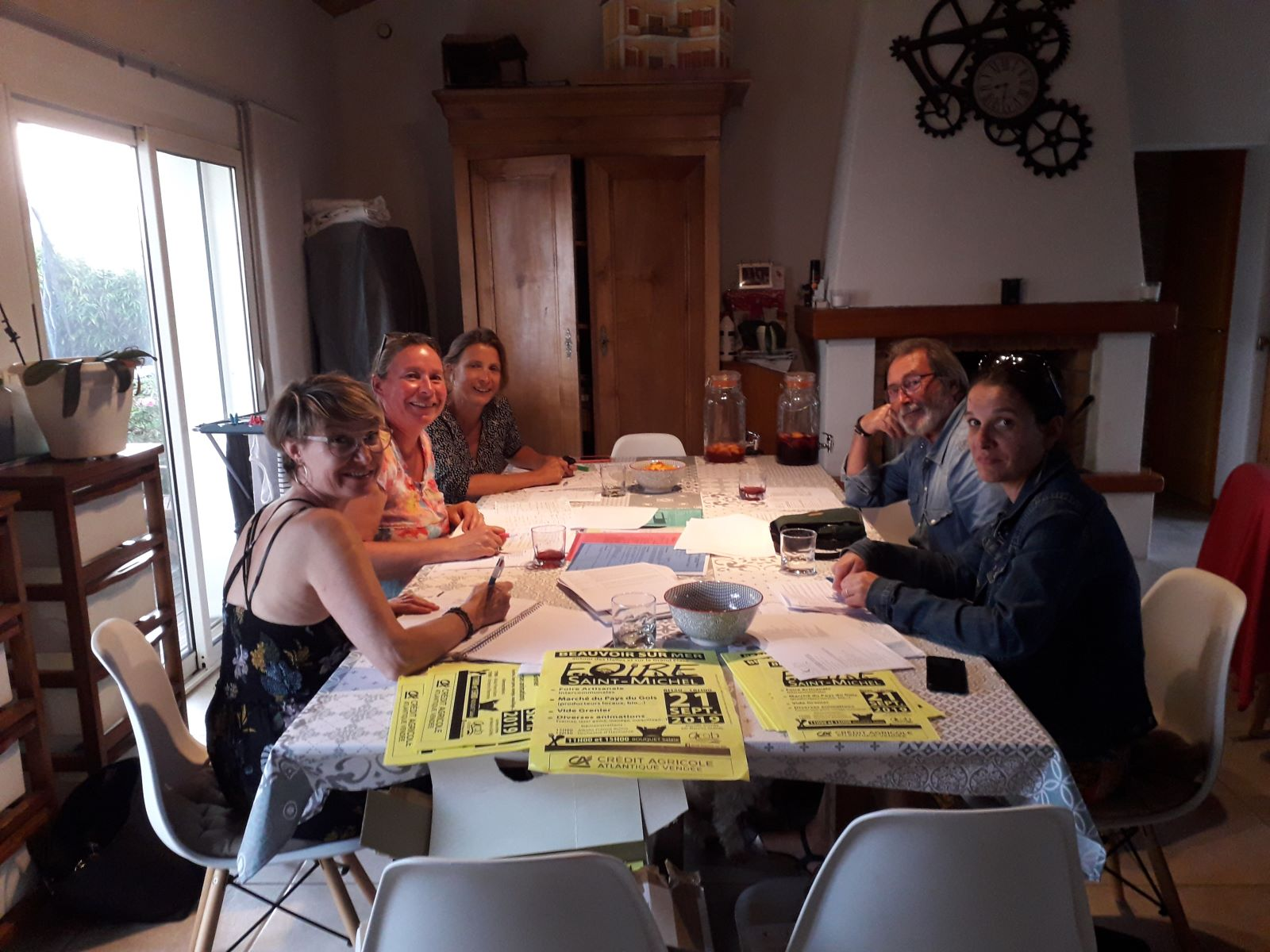 vrijwilligerswerk in Frankrijk