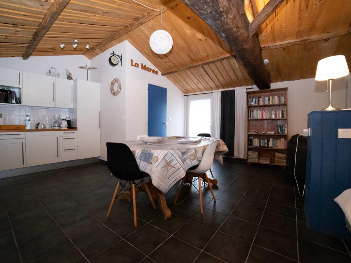 Studio voor 2 a 3 personen in Frankrijk