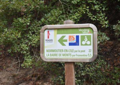 goede fietspaden in Frankrijk