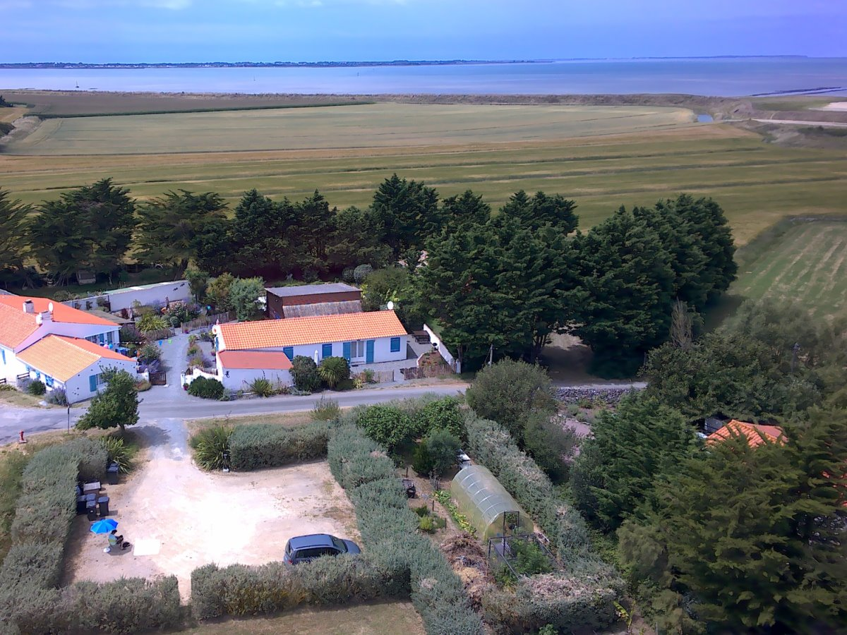 Mooie fotos met een drone in Frankrijk